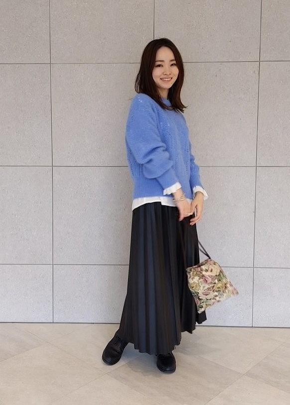 ROPE'のサイドファスナーレースアップショートブーツを使ったコーディネートを紹介します。|Rakuten Fashion(楽天ファッション/旧楽天ブランドアベニュー)1086903