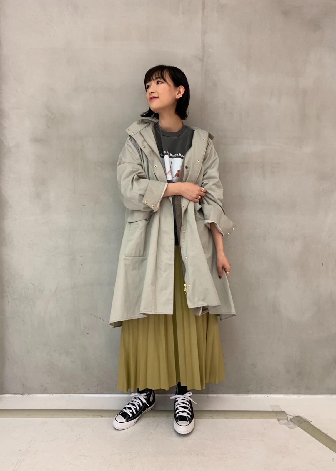 ROPE'の【新色追加】【GRS for Marilyn】別注 フォトプリントスウェットを使ったコーディネートを紹介します。|Rakuten Fashion(楽天ファッション/旧楽天ブランドアベニュー)1086878