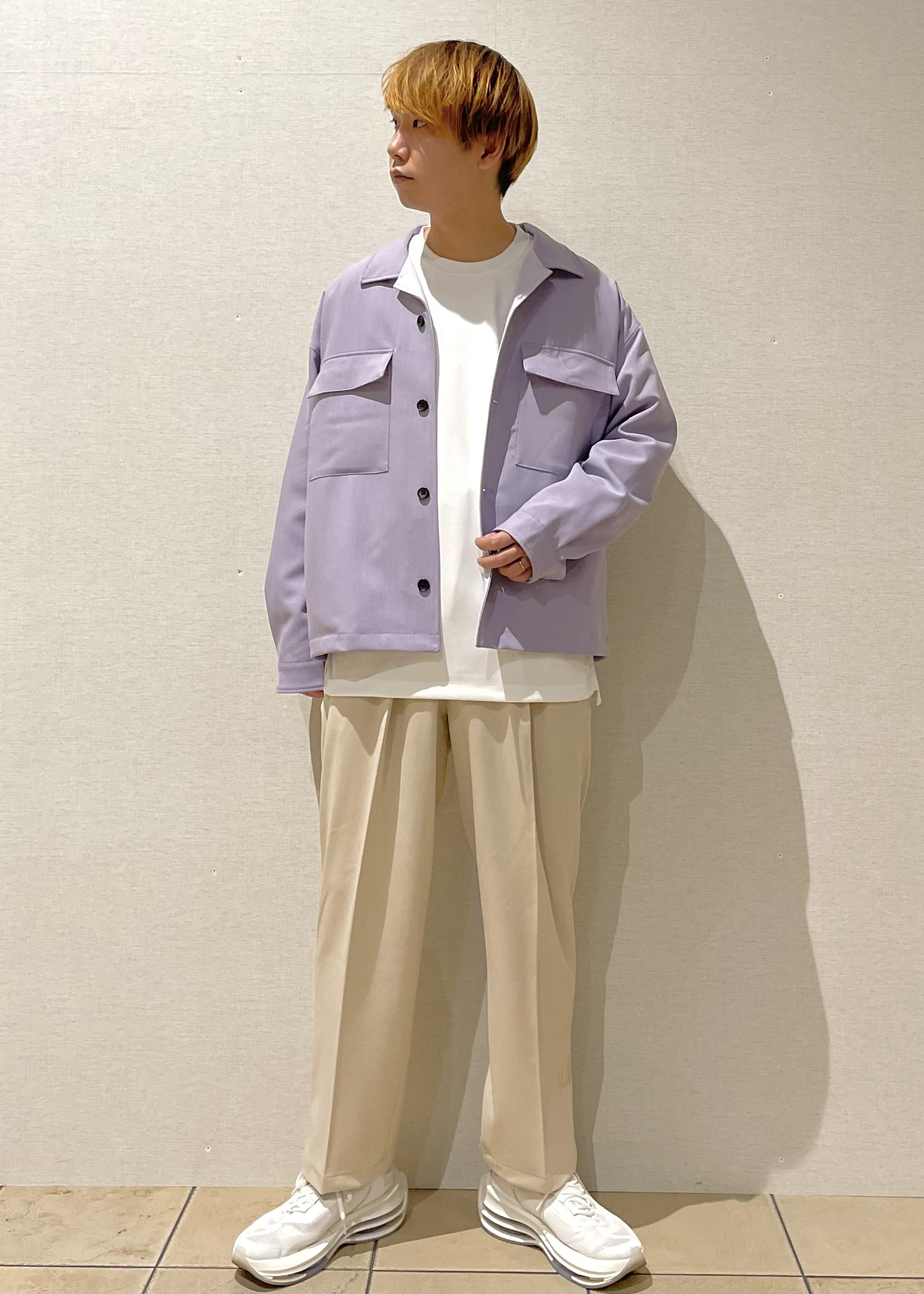 JUNRedのカラースキームCPOブルゾンを使ったコーディネートを紹介します。|Rakuten Fashion(楽天ファッション/旧楽天ブランドアベニュー)1088767