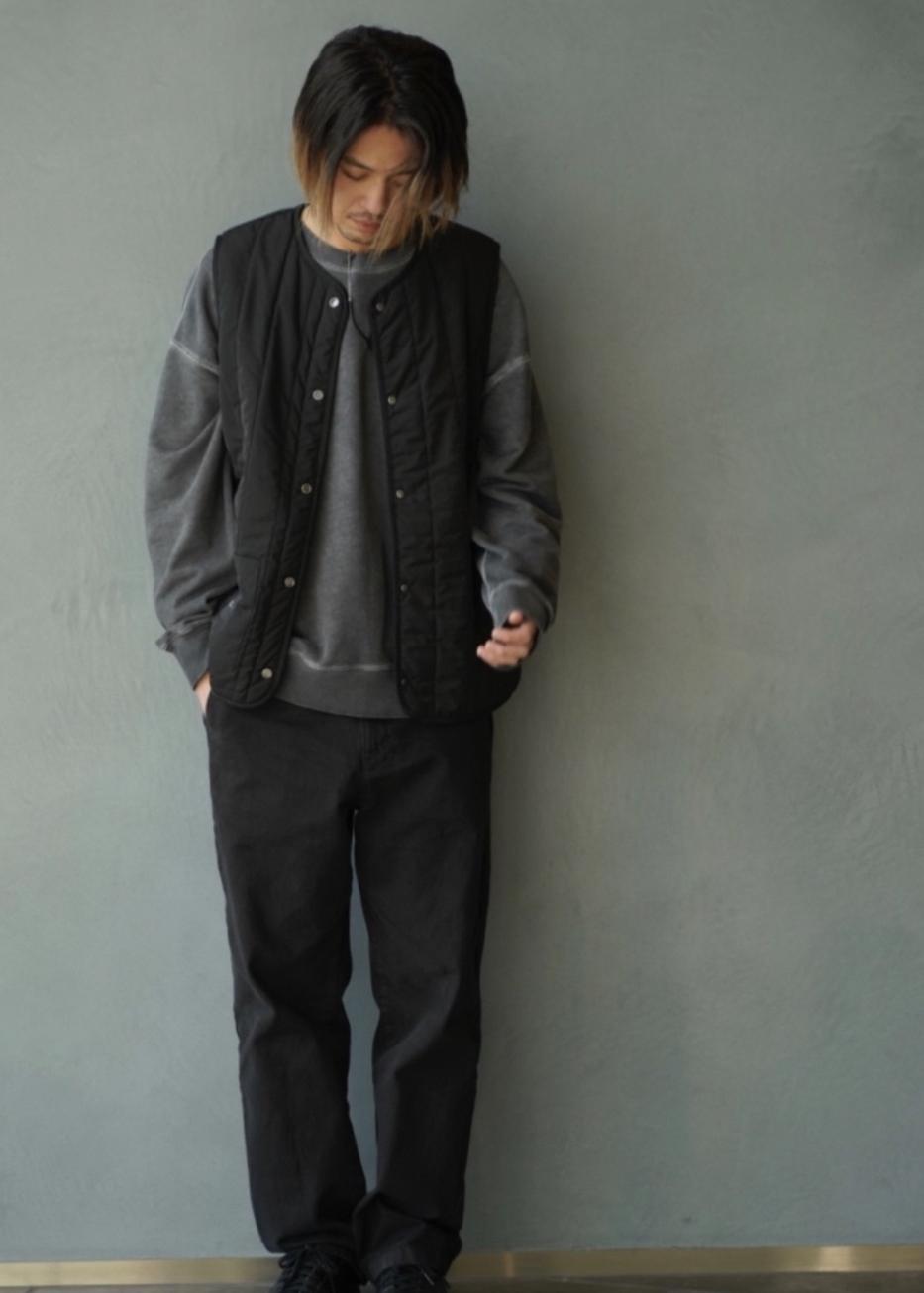 Saturdays NYCのLT-Weight Down Vestを使ったコーディネートを紹介します。|Rakuten Fashion(楽天ファッション/旧楽天ブランドアベニュー)1089081