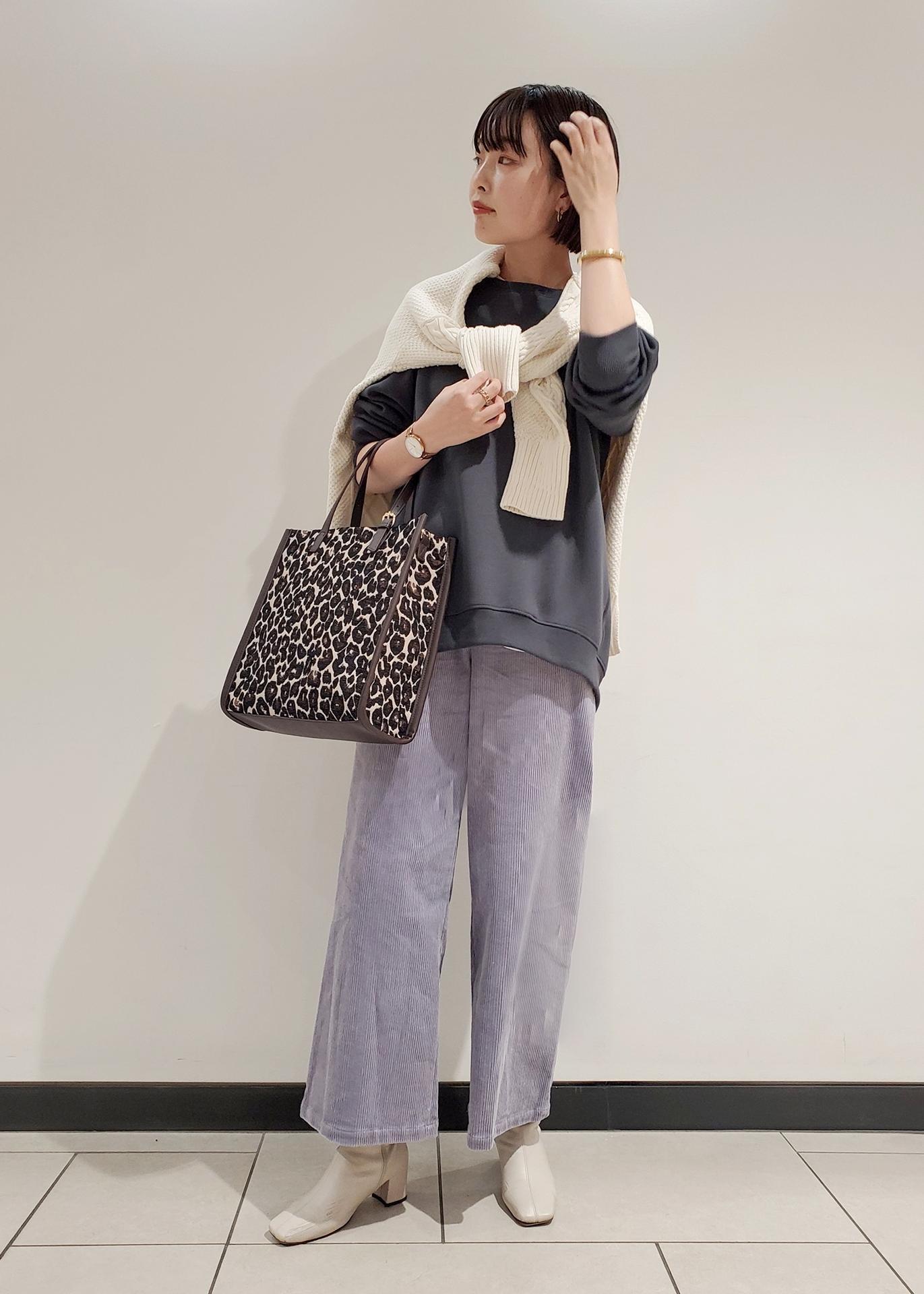 ROPE' PICNICの【リンクコーデ】【マシュマロタッチ】ダンボールバックスリットプルオーバーを使ったコーディネートを紹介します。|Rakuten Fashion(楽天ファッション/旧楽天ブランドアベニュー)1089470