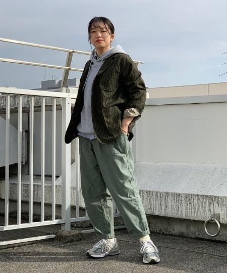 BEAMS MENのBEAMS PLUS / オックスフォードボタンダウンシャツを使ったコーディネートを紹介します。|Rakuten Fashion(楽天ファッション/旧楽天ブランドアベニュー)1085429
