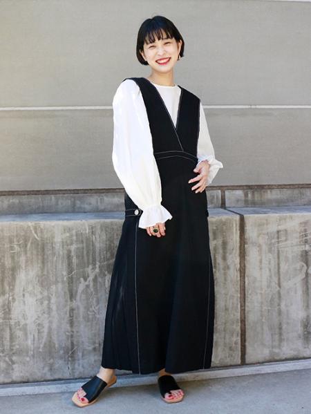 JOURNAL STANDARDの綿ナイロンビックパフブラウス◆を使ったコーディネートを紹介します。 Rakuten Fashion(楽天ファッション/旧楽天ブランドアベニュー)1085874