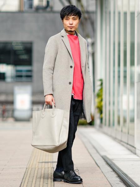 EDIFICEの【Paraboot / パラブーツ】別注 ドレスシャンボード(ブラック)を使ったコーディネートを紹介します。|Rakuten Fashion(楽天ファッション/旧楽天ブランドアベニュー)1085935