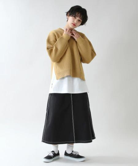 RAGEBLUEの(W)AラインペインターSKを使ったコーディネートを紹介します。|Rakuten Fashion(楽天ファッション/旧楽天ブランドアベニュー)1086201
