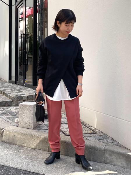 FROM FIRST MUSEEのラウンドカットロンTを使ったコーディネートを紹介します。|Rakuten Fashion(楽天ファッション/旧楽天ブランドアベニュー)1087525