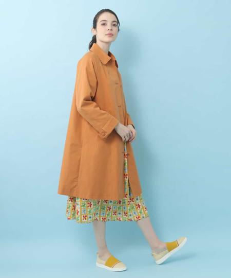 Jocomomolaのキラリン ライトコートを使ったコーディネートを紹介します。|Rakuten Fashion(楽天ファッション/旧楽天ブランドアベニュー)1087577