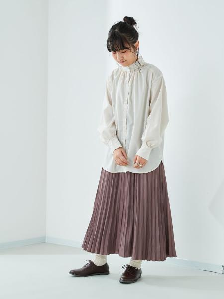 cepoのCEPO/(W)マニッシュシューズを使ったコーディネートを紹介します。|Rakuten Fashion(楽天ファッション/旧楽天ブランドアベニュー)1087852