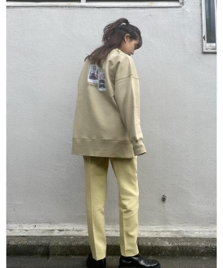 FREE'S MARTの<<Sシリーズ対応商品>>サスペンダー付きタックテーパードを使ったコーディネートを紹介します。|Rakuten Fashion(楽天ファッション/旧楽天ブランドアベニュー)1087910