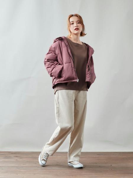 cepoのCEPO/(W)リバーシブルエアコンダウンJKTを使ったコーディネートを紹介します。 Rakuten Fashion(楽天ファッション/旧楽天ブランドアベニュー)1088030