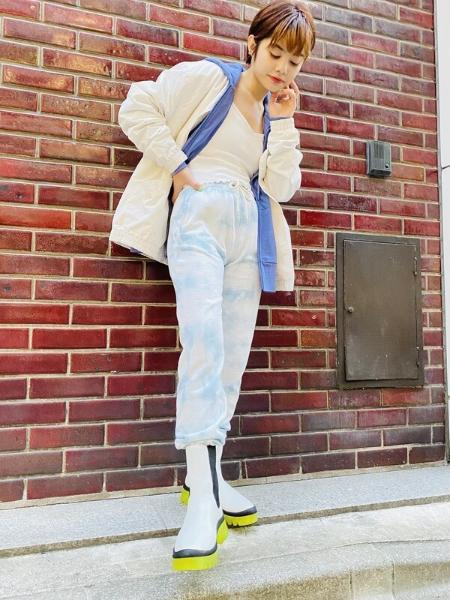 GAPの(M)ボンバージャケットを使ったコーディネートを紹介します。|Rakuten Fashion(楽天ファッション/旧楽天ブランドアベニュー)1088615