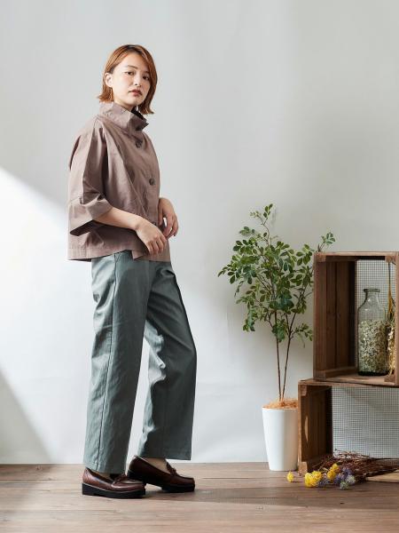 cepoのCEPO/(W)エコレザーパンツを使ったコーディネートを紹介します。|Rakuten Fashion(楽天ファッション/旧楽天ブランドアベニュー)1089838