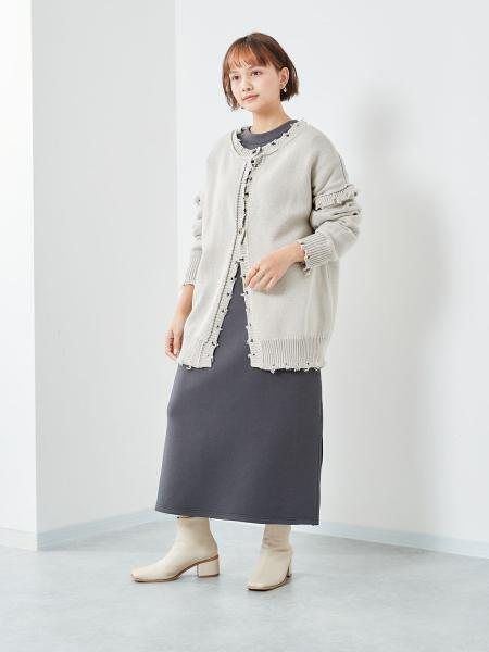 cepoのCEPO/(W)ダメージニットを使ったコーディネートを紹介します。|Rakuten Fashion(楽天ファッション/旧楽天ブランドアベニュー)1089917
