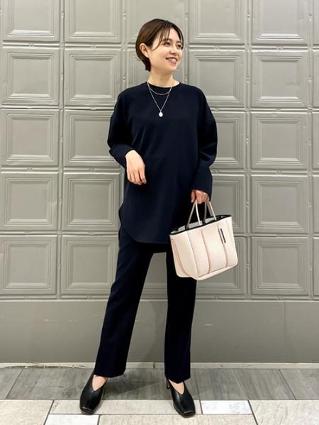JOURNAL STANDARDのWクロス シャツテールブラウス◆を使ったコーディネートを紹介します。|Rakuten Fashion(楽天ファッション/旧楽天ブランドアベニュー)1090050