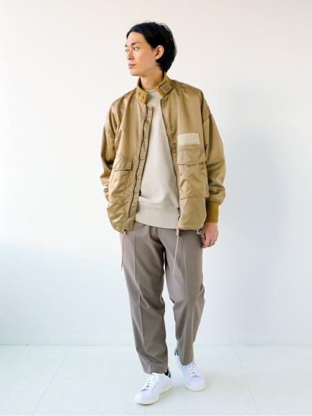 EDIFICEの【VOTE MAKE NEW CLOTHES / ヴォートメイク】別注 コーチジャケットを使ったコーディネートを紹介します。 Rakuten Fashion(楽天ファッション/旧楽天ブランドアベニュー)1090525