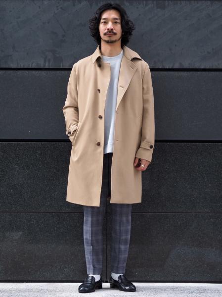 EDIFICEのTRW 2WAY TORO check easy PTを使ったコーディネートを紹介します。|Rakuten Fashion(楽天ファッション/旧楽天ブランドアベニュー)1090546