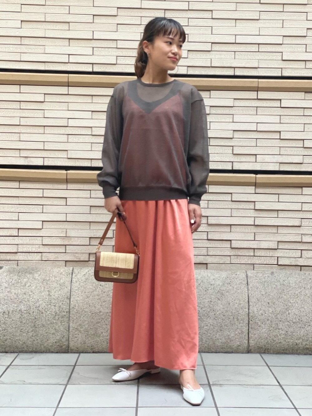 Odette e Odileの【別注】FABIO RUSCONI RBNslipperCを使ったコーディネートを紹介します。 Rakuten Fashion(楽天ファッション/旧楽天ブランドアベニュー)1100312