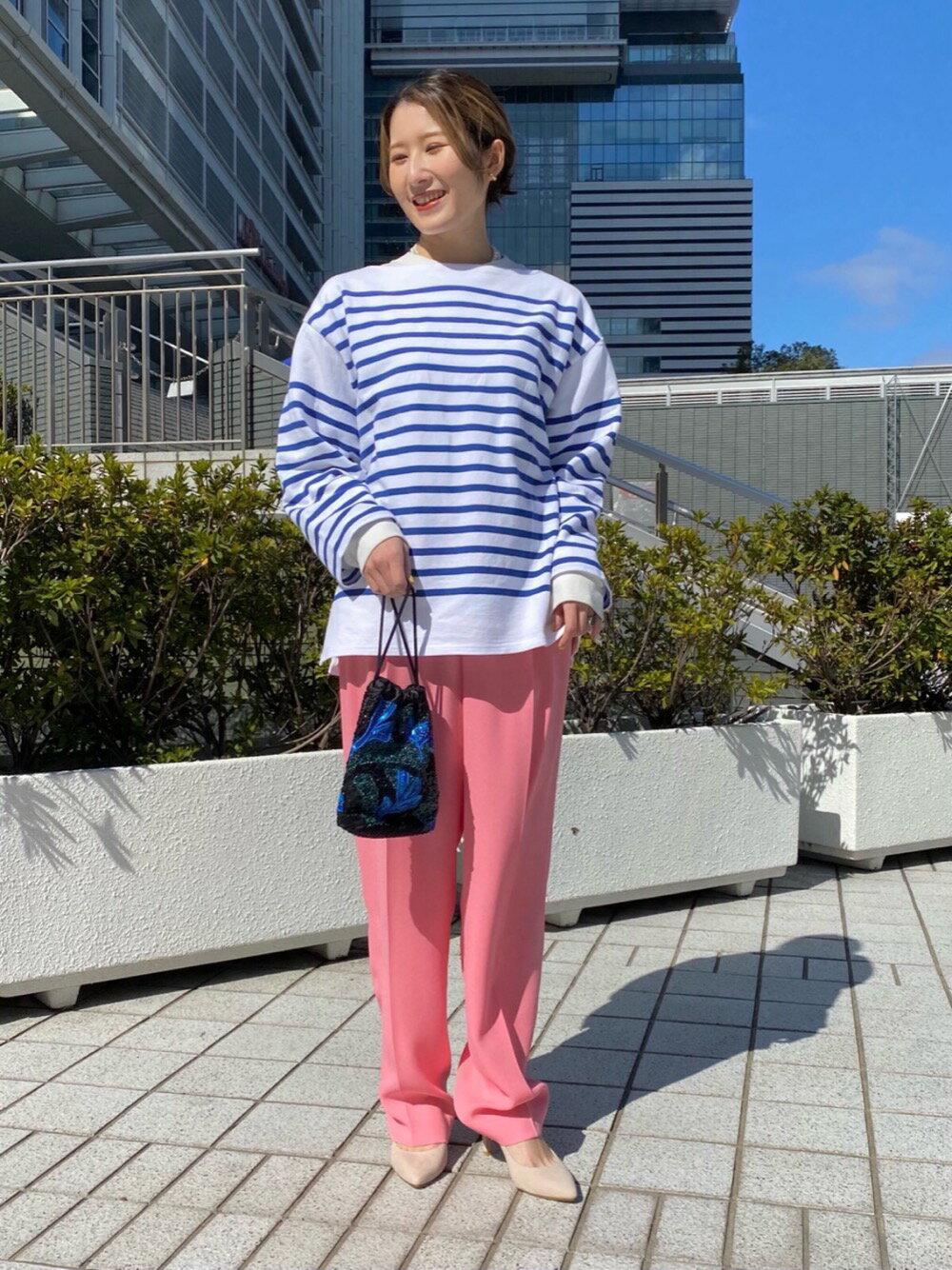Odette e OdileのHVISK BEADEDを使ったコーディネートを紹介します。 Rakuten Fashion(楽天ファッション/旧楽天ブランドアベニュー)1100317