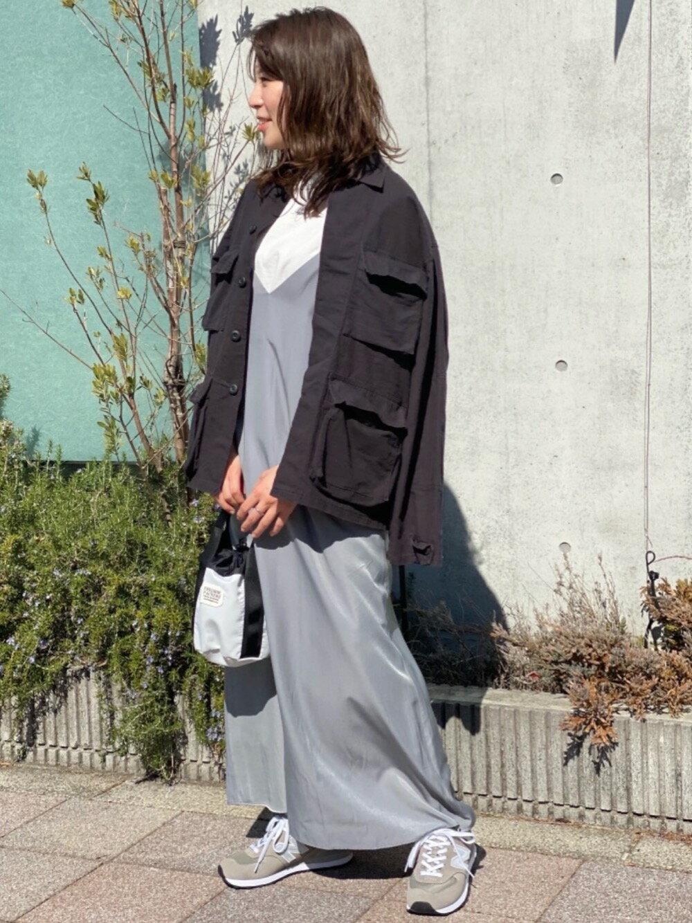 UNITED ARROWS green label relaxingのFFC チェーン ショート ネックレスを使ったコーディネートを紹介します。|Rakuten Fashion(楽天ファッション/旧楽天ブランドアベニュー)1100445