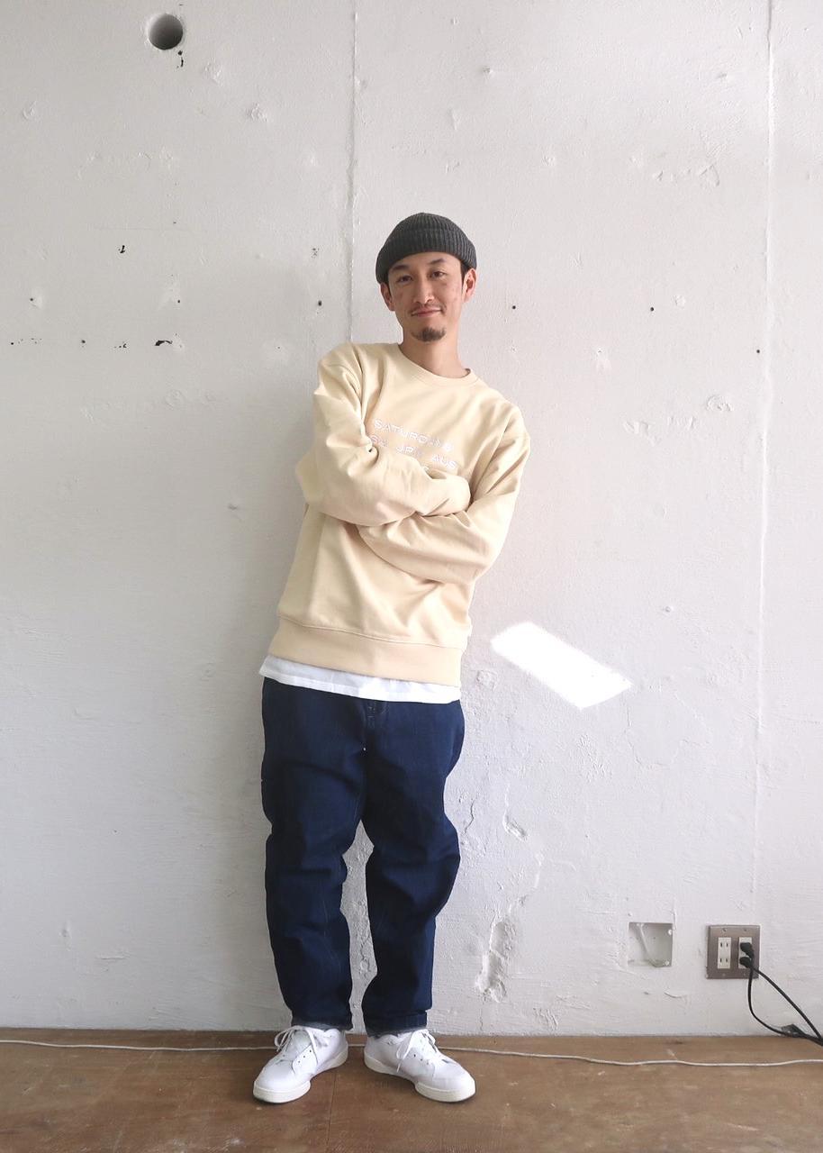 Saturdays NYCのBowery International Crewを使ったコーディネートを紹介します。|Rakuten Fashion(楽天ファッション/旧楽天ブランドアベニュー)1100815