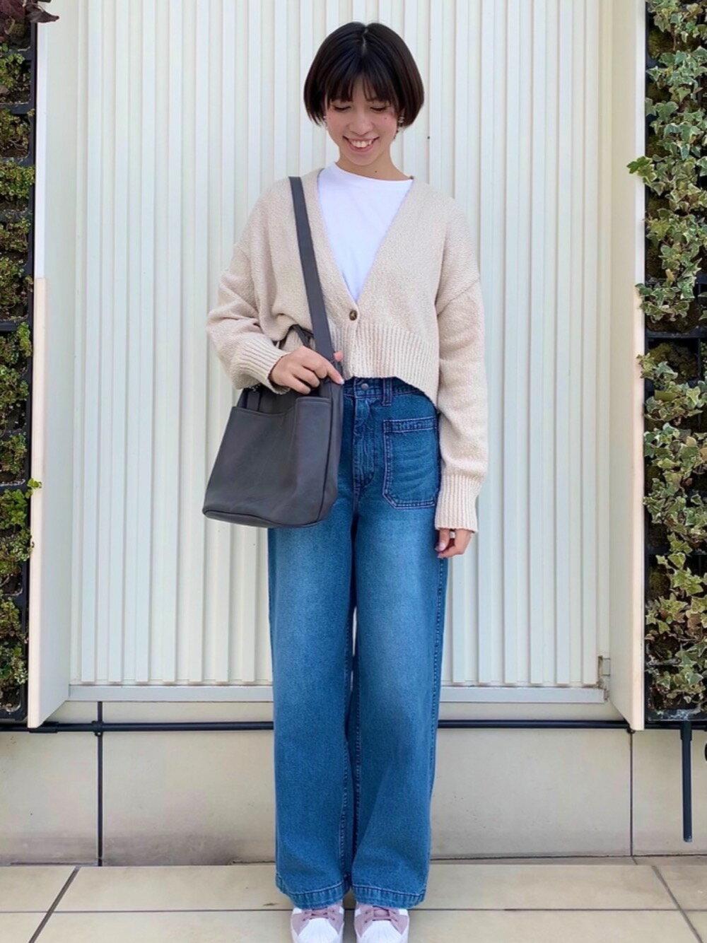 coenのCOOLMAX(クールマックス)オールシーズン調温ロングスリーブシャツテールTシャツ#を使ったコーディネートを紹介します。|Rakuten Fashion(楽天ファッション/旧楽天ブランドアベニュー)1101099