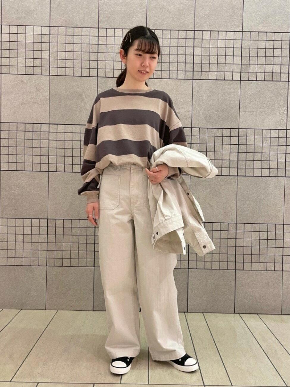 coenのオーバーサイズデニムジャケット#を使ったコーディネートを紹介します。|Rakuten Fashion(楽天ファッション/旧楽天ブランドアベニュー)1101385