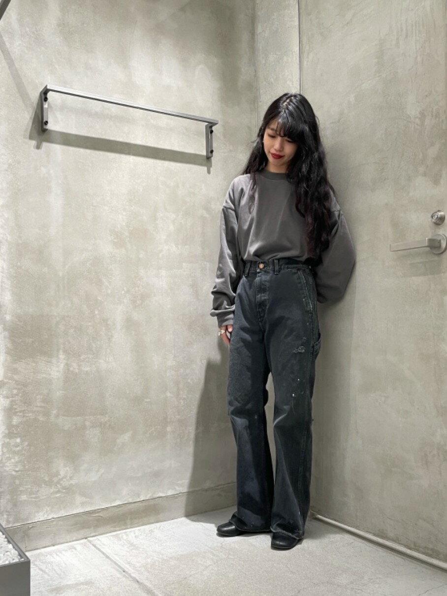 BEAUTY & YOUTH UNITED ARROWSの<VATANLOOP * monkey time> OGNC/TJK L/SL T/Tシャツを使ったコーディネートを紹介します。|Rakuten Fashion(楽天ファッション/旧楽天ブランドアベニュー)1102495