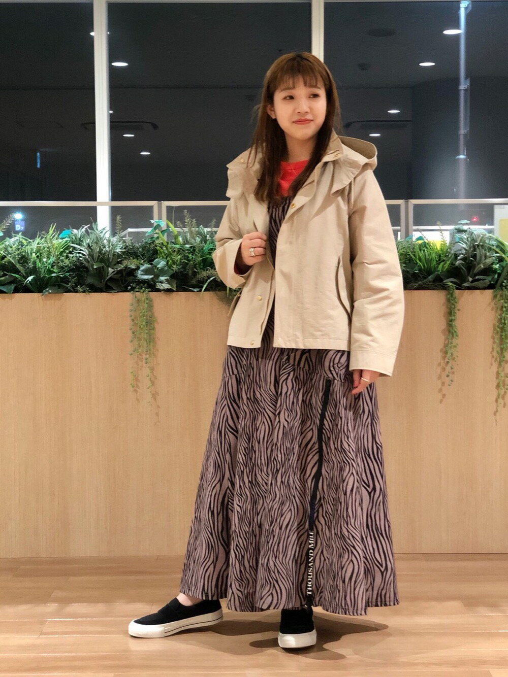 BEAUTY & YOUTH UNITED ARROWSのBY コットンガーゼリブ バックスリットカットソーを使ったコーディネートを紹介します。 Rakuten Fashion(楽天ファッション/旧楽天ブランドアベニュー)1102650
