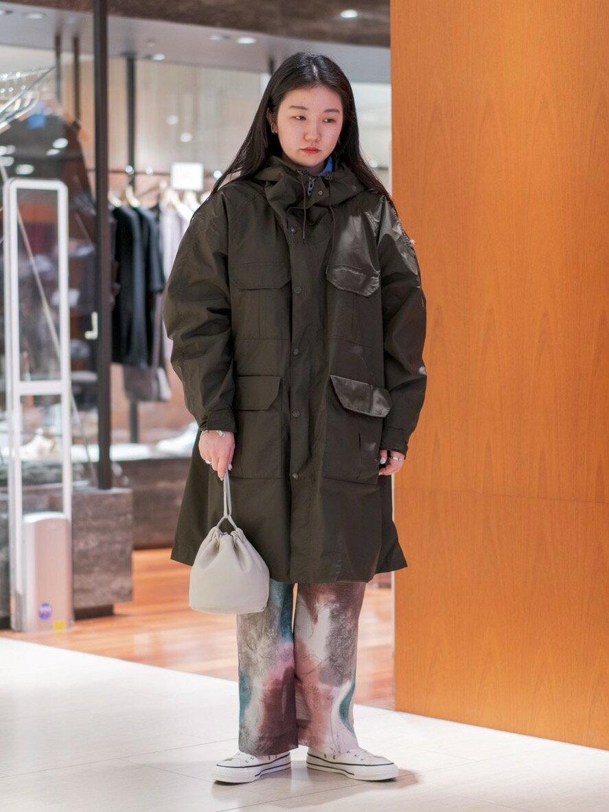 BEAUTY & YOUTH UNITED ARROWSのBY フラワープリントイージーパンツを使ったコーディネートを紹介します。|Rakuten Fashion(楽天ファッション/旧楽天ブランドアベニュー)1103059