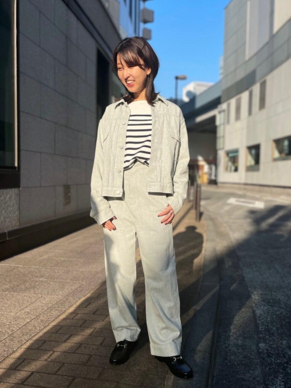 BEAUTY & YOUTH UNITED ARROWSの【別注】<G.H.BASS>レザービットローファーを使ったコーディネートを紹介します。|Rakuten Fashion(楽天ファッション/旧楽天ブランドアベニュー)1103053