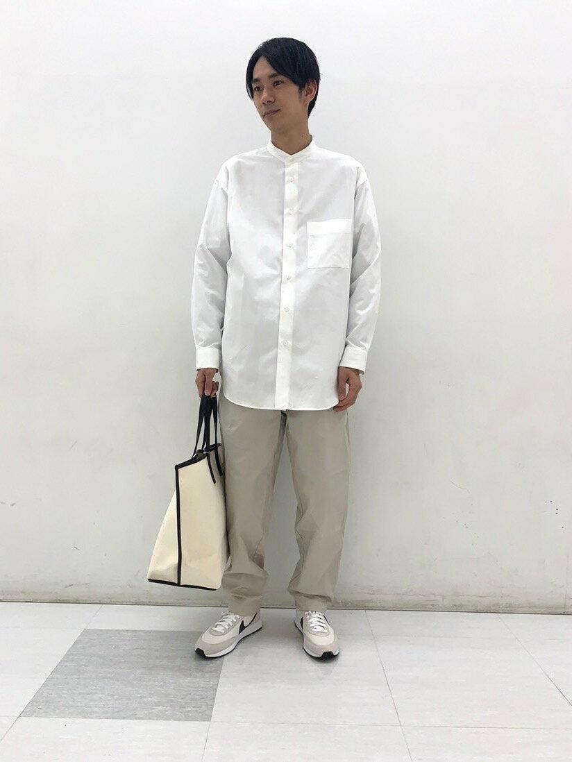 BEAUTY & YOUTH UNITED ARROWSのBY ソフィー リバース スウェットを使ったコーディネートを紹介します。 Rakuten Fashion(楽天ファッション/旧楽天ブランドアベニュー)1103234