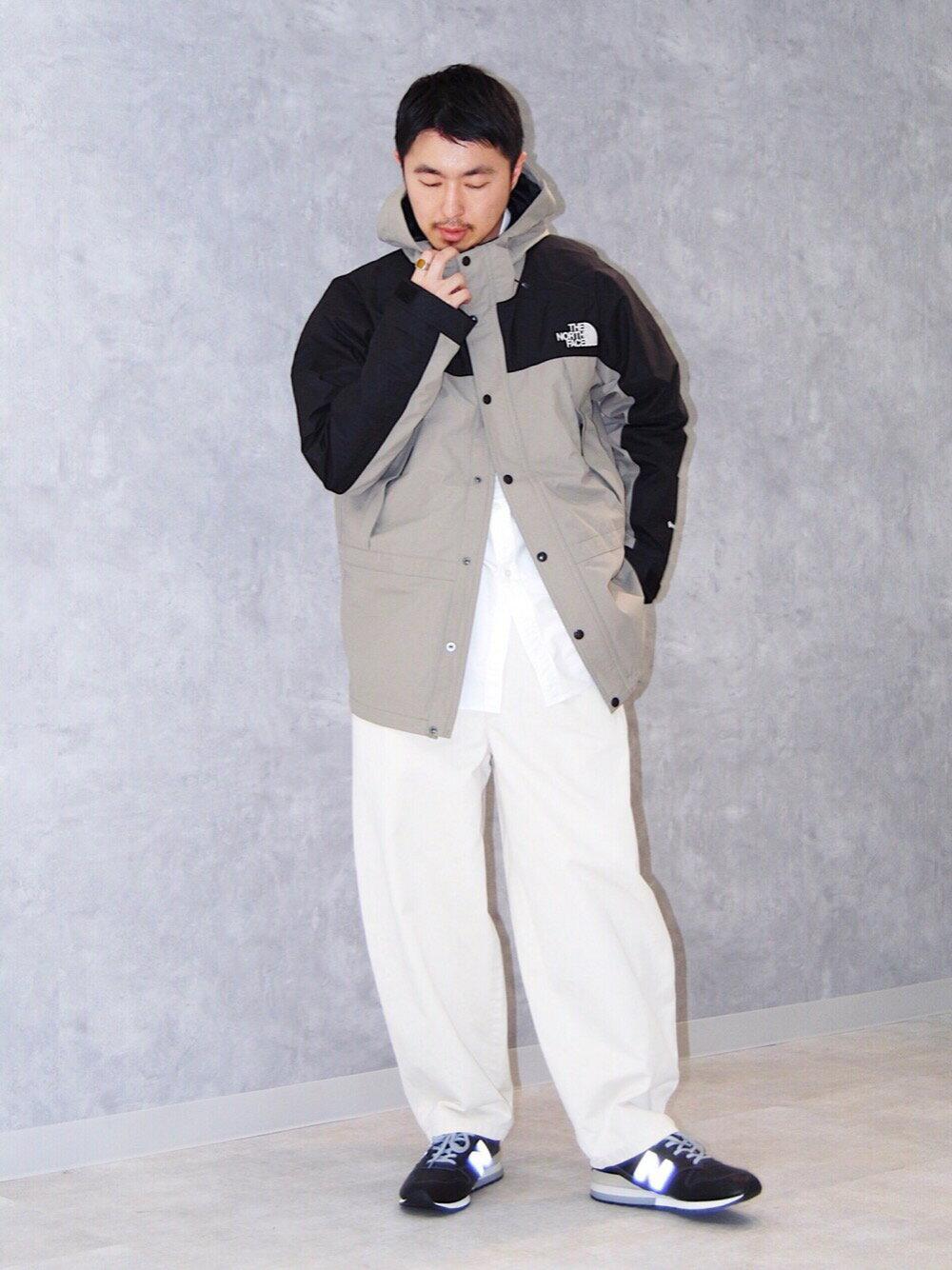 BEAUTY & YOUTH UNITED ARROWSの<THE NORTH FACE(ザノースフェイス)> MOUNTAIN LIGHT JACKET/マウンテンライトジャケットを使ったコーディネートを紹介します。 Rakuten Fashion(楽天ファッション/旧楽天ブランドアベニュー)1103508