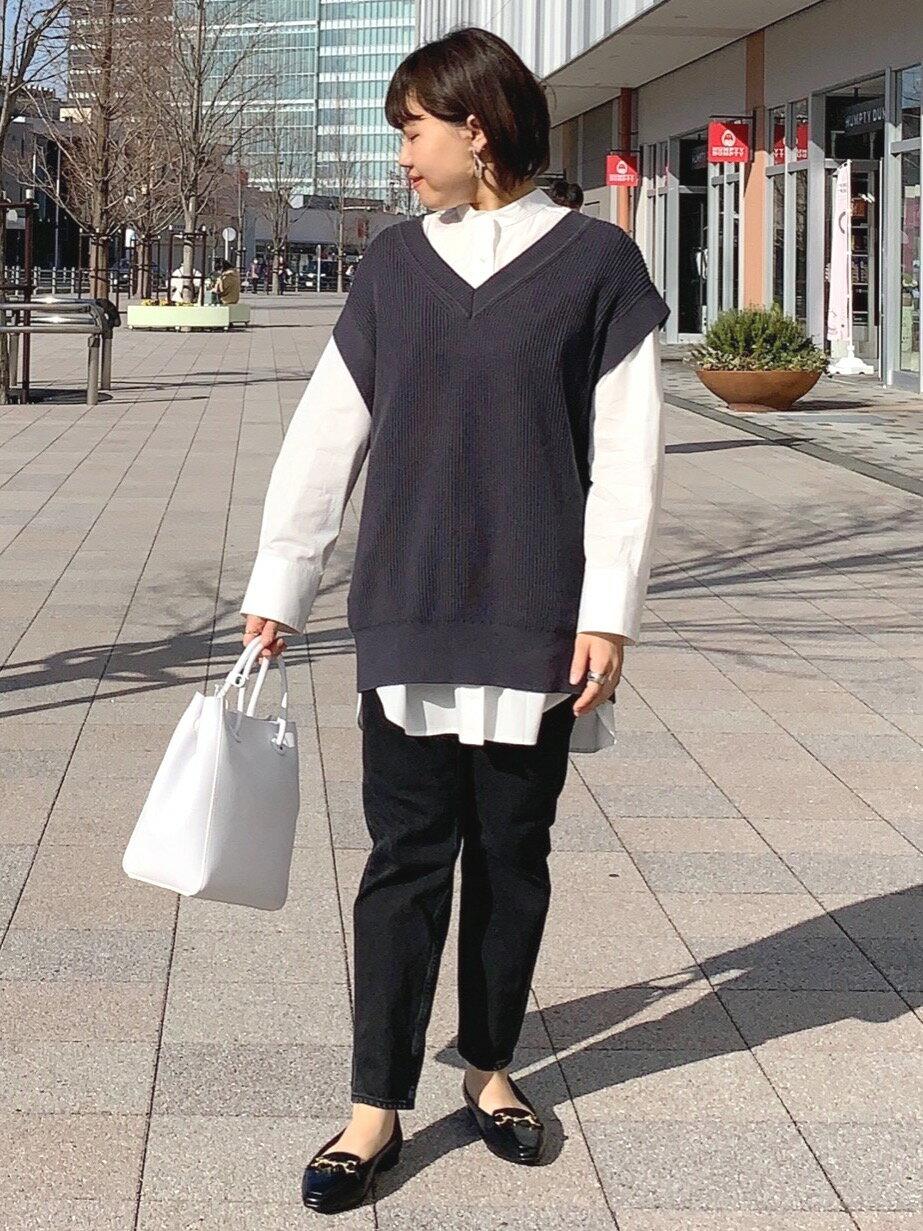 UNITED ARROWS green label relaxingの◆SC SIGNATURE デニム パンツを使ったコーディネートを紹介します。|Rakuten Fashion(楽天ファッション/旧楽天ブランドアベニュー)1103330