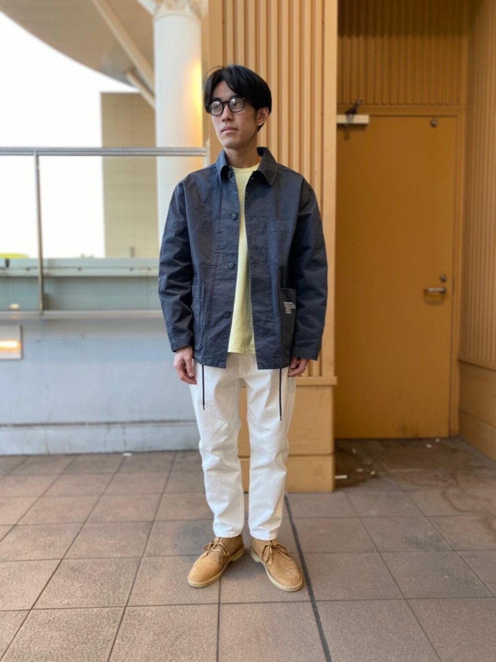BEAUTY & YOUTH UNITED ARROWSの【別注】 <FUTURE SERVICE(フューチャーサービス)> WHITE PANTS/パンツを使ったコーディネートを紹介します。|Rakuten Fashion(楽天ファッション/旧楽天ブランドアベニュー)1103863