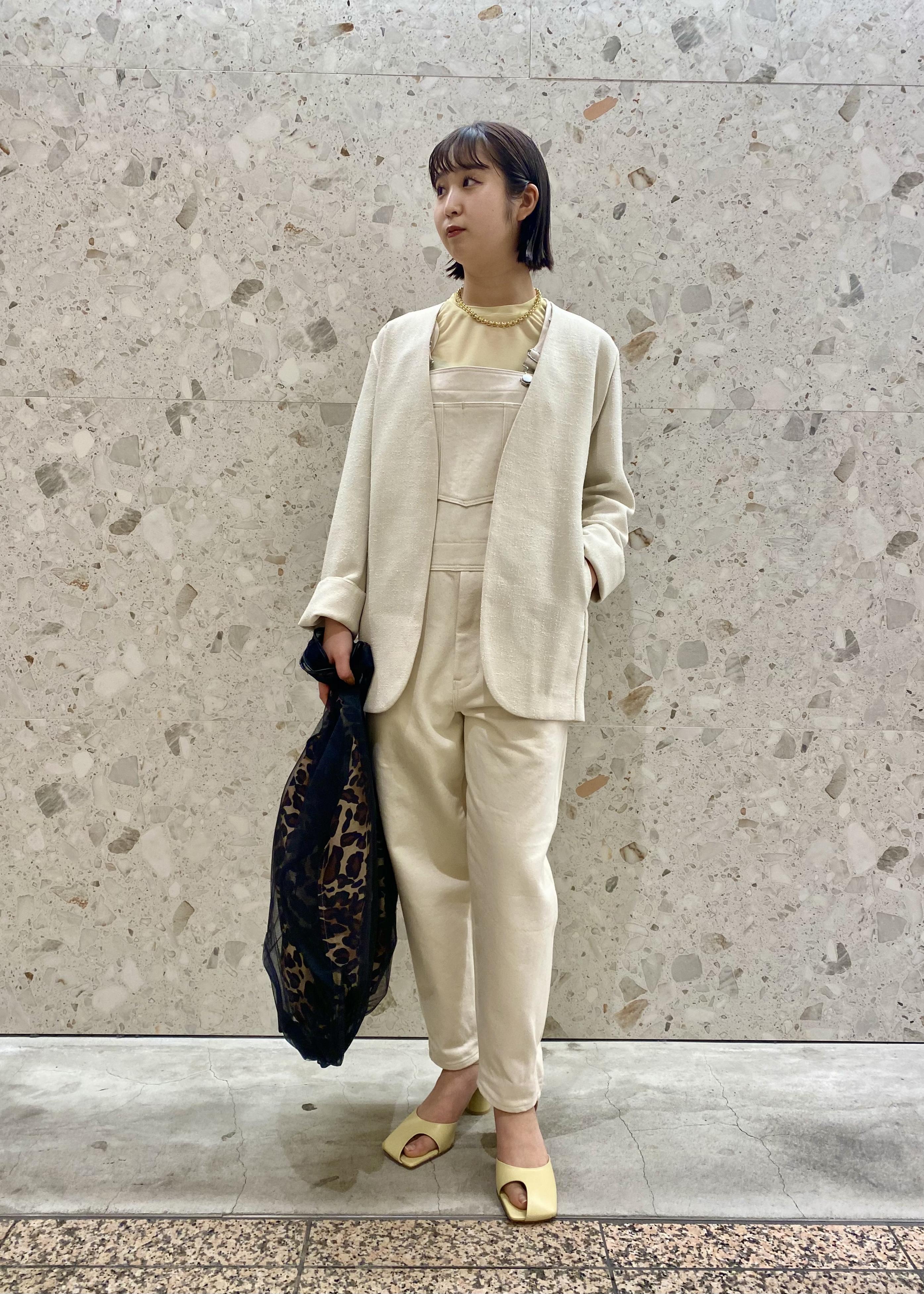 ADAM ET ROPE'の【セットアップ対応】リネンライクジャケットを使ったコーディネートを紹介します。|Rakuten Fashion(楽天ファッション/旧楽天ブランドアベニュー)1104853