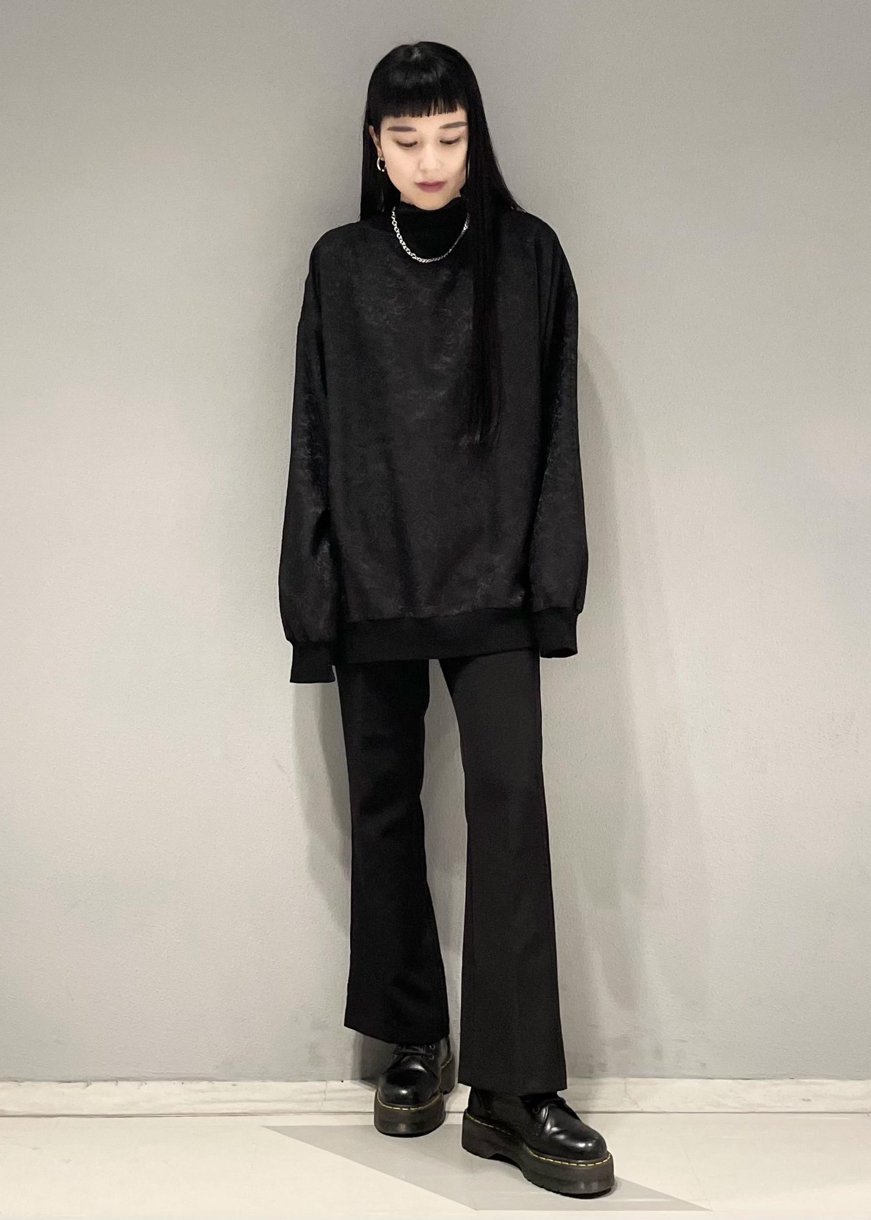 JUNRedのジャガードプルオーバーを使ったコーディネートを紹介します。|Rakuten Fashion(楽天ファッション/旧楽天ブランドアベニュー)1104902