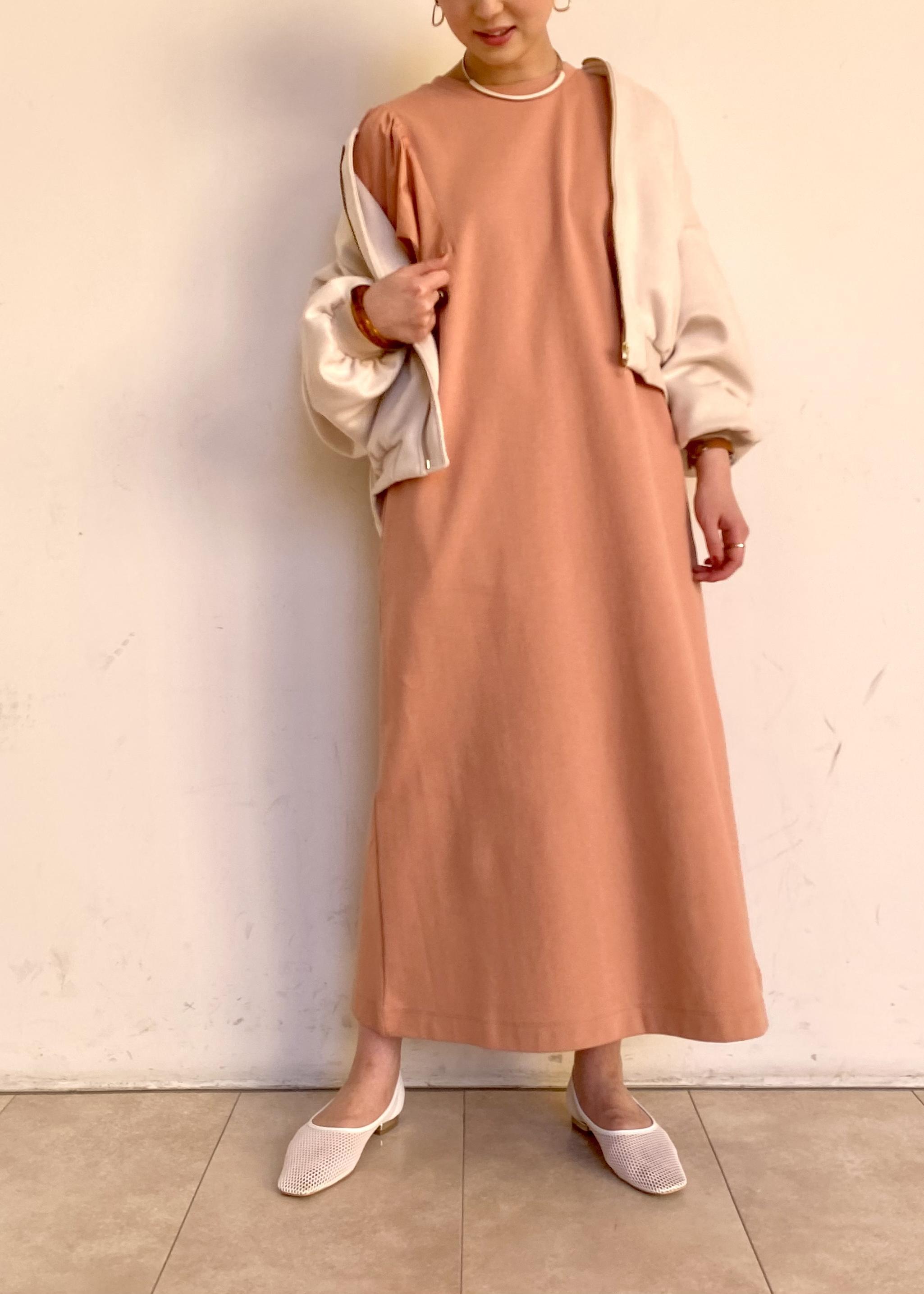 ViSの【マシンウォッシャブル】合皮&エコスエードボリュームブルゾンを使ったコーディネートを紹介します。|Rakuten Fashion(楽天ファッション/旧楽天ブランドアベニュー)1105145