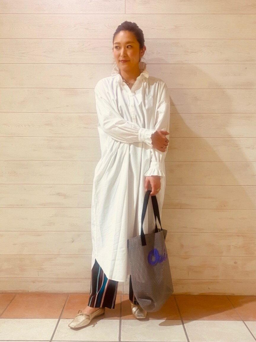 UNITED ARROWSのUWSC オーバル チェーン ネックレスを使ったコーディネートを紹介します。|Rakuten Fashion(楽天ファッション/旧楽天ブランドアベニュー)1095710