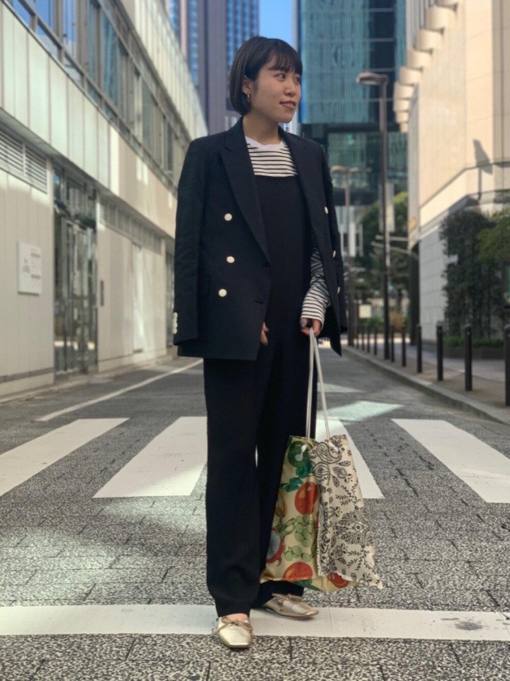 UNITED ARROWSのUWSC 6ボタン ブレザーを使ったコーディネートを紹介します。|Rakuten Fashion(楽天ファッション/旧楽天ブランドアベニュー)1095782