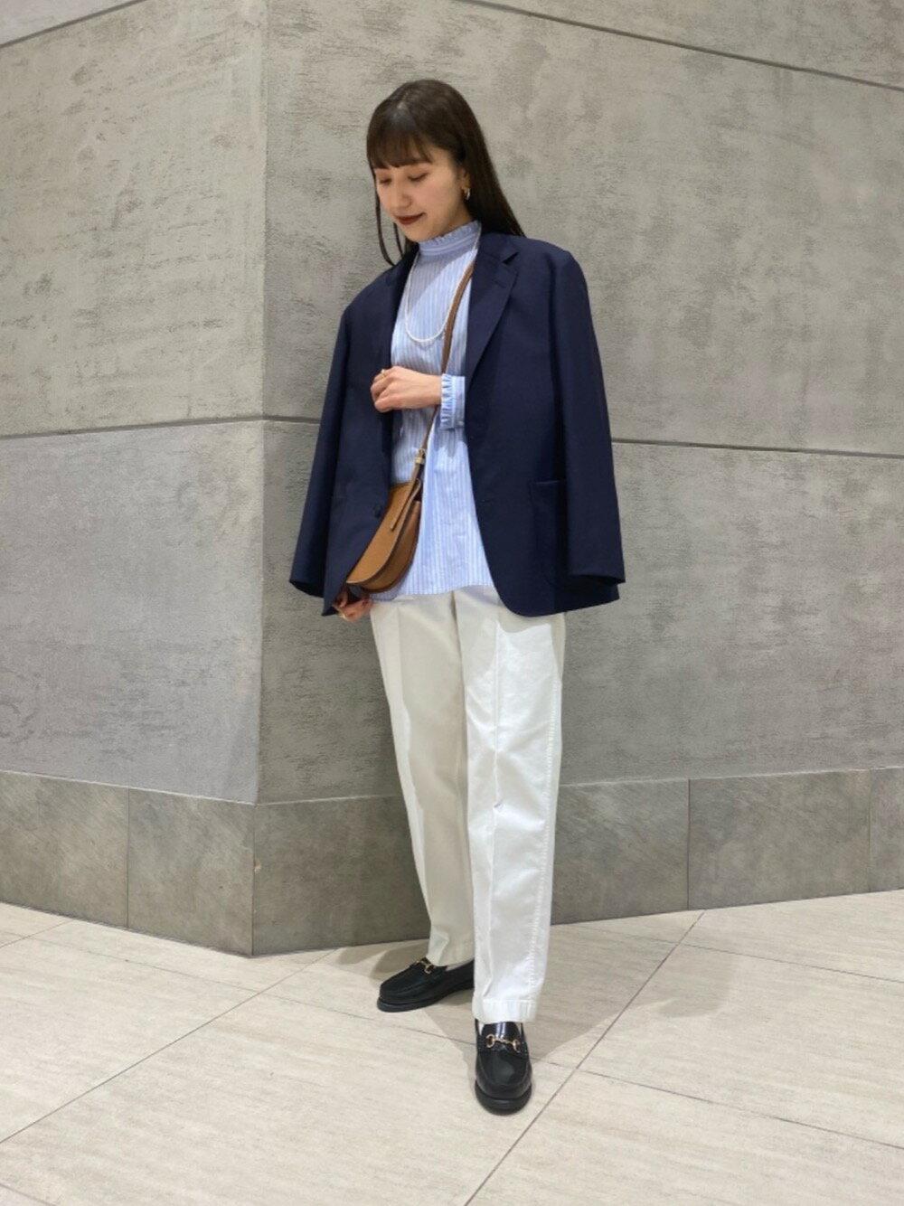 UNITED ARROWSのUWFM PLA/PL 2WAY コード ネックレスを使ったコーディネートを紹介します。 Rakuten Fashion(楽天ファッション/旧楽天ブランドアベニュー)1095637