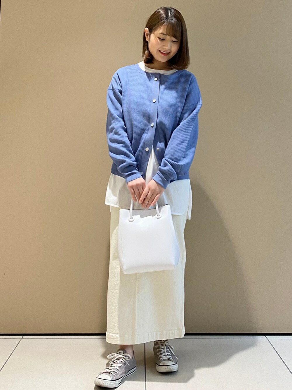 UNITED ARROWS green label relaxingのFFC ミニ ショッピング 2WAY ショルダーバッグを使ったコーディネートを紹介します。|Rakuten Fashion(楽天ファッション/旧楽天ブランドアベニュー)1095477