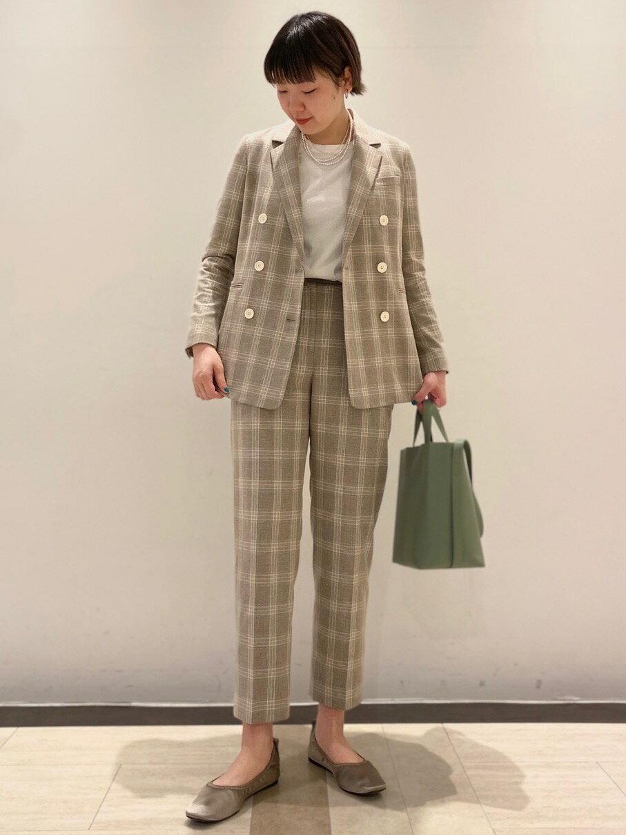 UNITED ARROWS green label relaxingのFFC チェーン ショート ネックレスを使ったコーディネートを紹介します。|Rakuten Fashion(楽天ファッション/旧楽天ブランドアベニュー)1095478