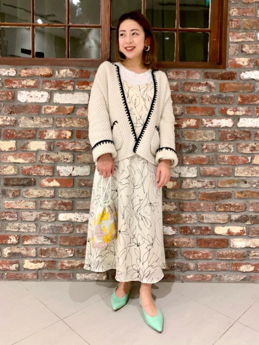 Odette e OdileのOFC ギャザーゴム ポインテッド FLT10↓↑を使ったコーディネートを紹介します。|Rakuten Fashion(楽天ファッション/旧楽天ブランドアベニュー)1095936