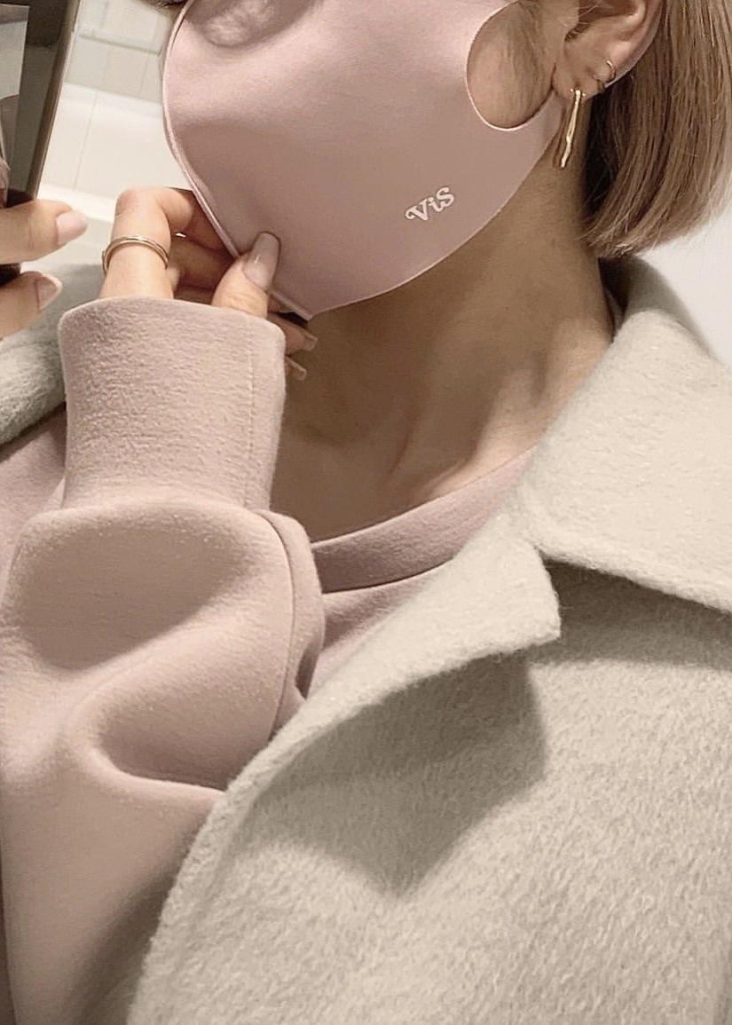 ViSの【3色SET】コスメティックマスクを使ったコーディネートを紹介します。 Rakuten Fashion(楽天ファッション/旧楽天ブランドアベニュー)1096566