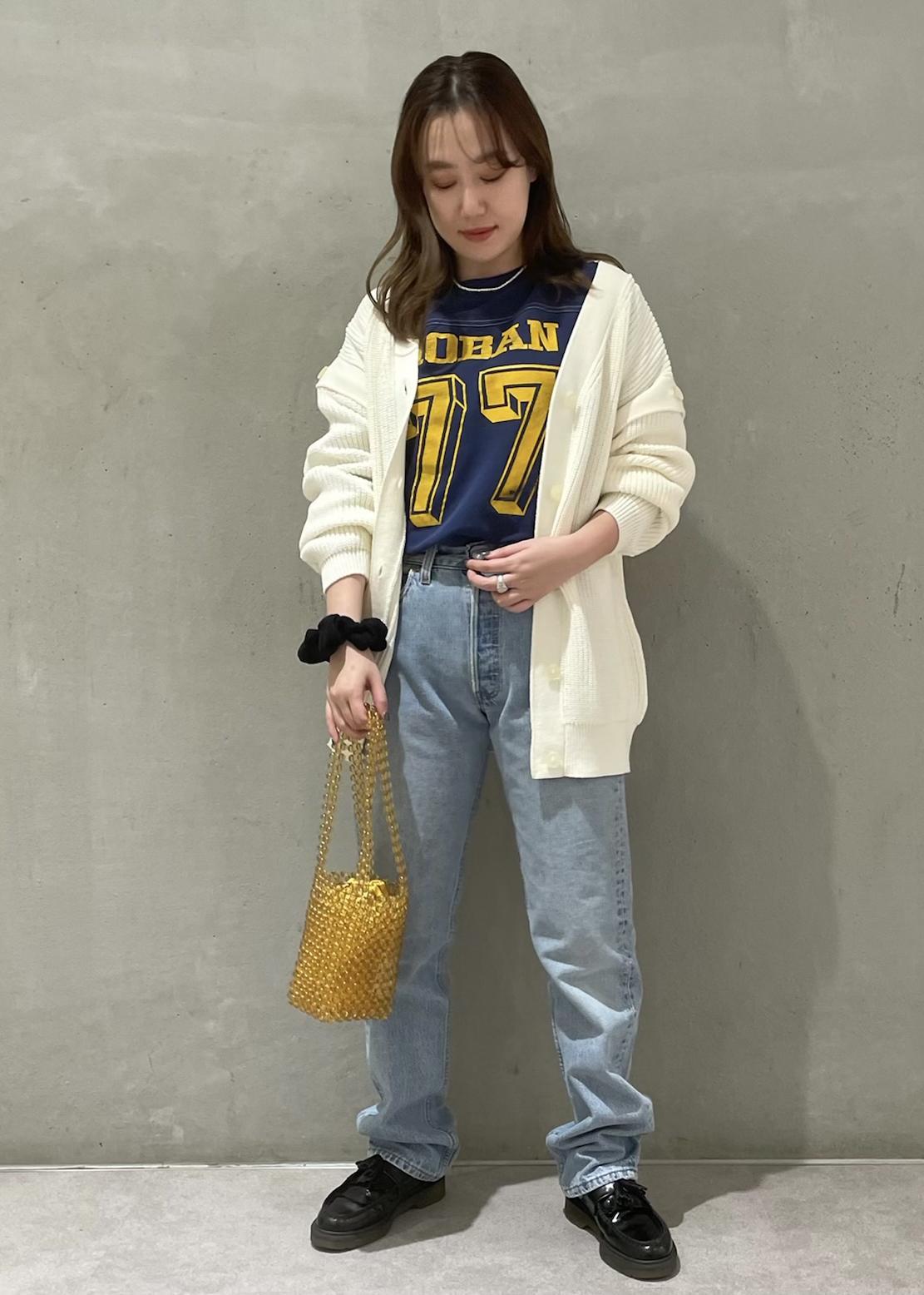ROPE'の【2WAY】アレンジカーディガン&ベストを使ったコーディネートを紹介します。|Rakuten Fashion(楽天ファッション/旧楽天ブランドアベニュー)1096833