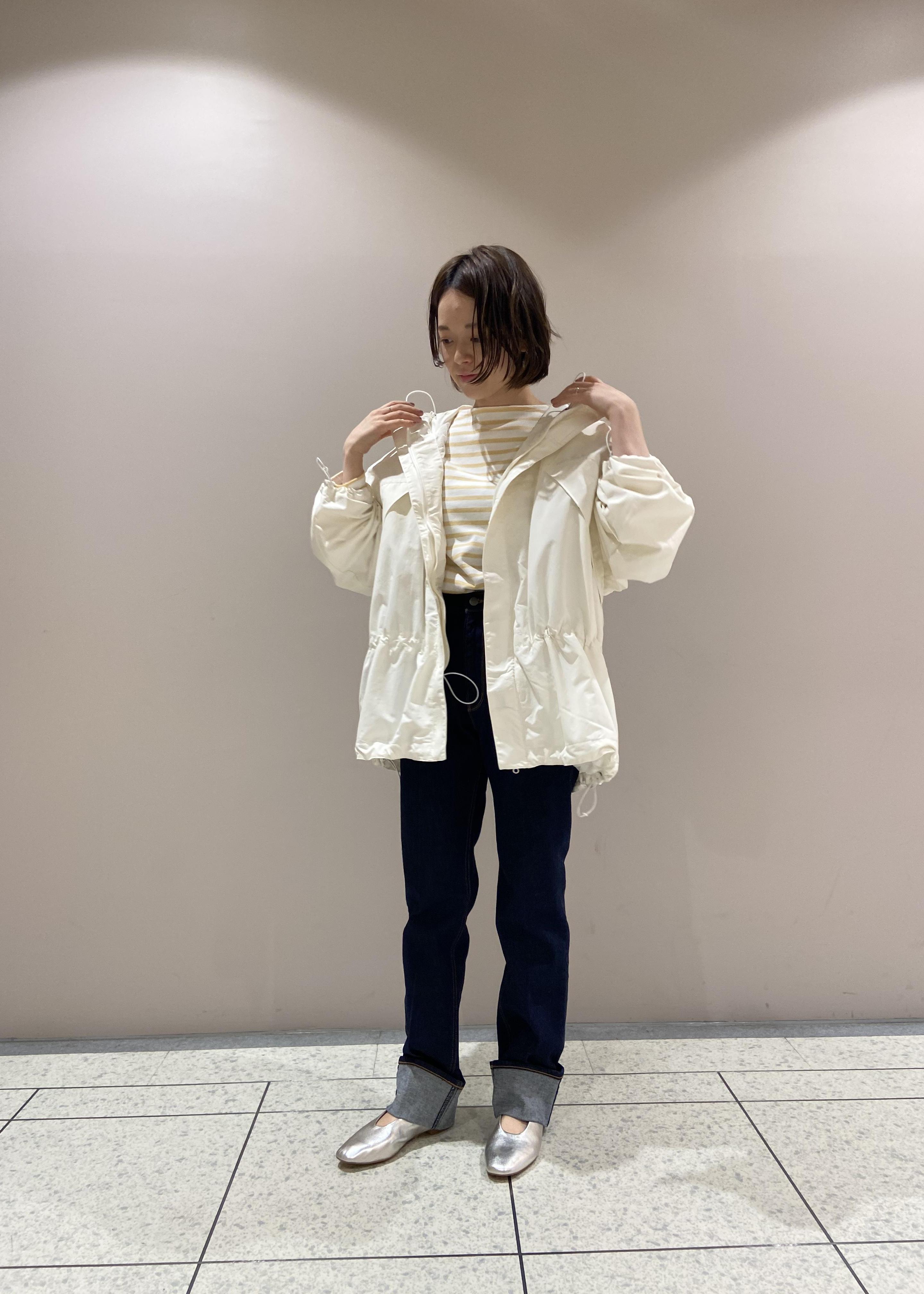 ROPE'の【WILD THINGS for MADEMOISELLE】別注シャモニージャケットを使ったコーディネートを紹介します。|Rakuten Fashion(楽天ファッション/旧楽天ブランドアベニュー)1096836