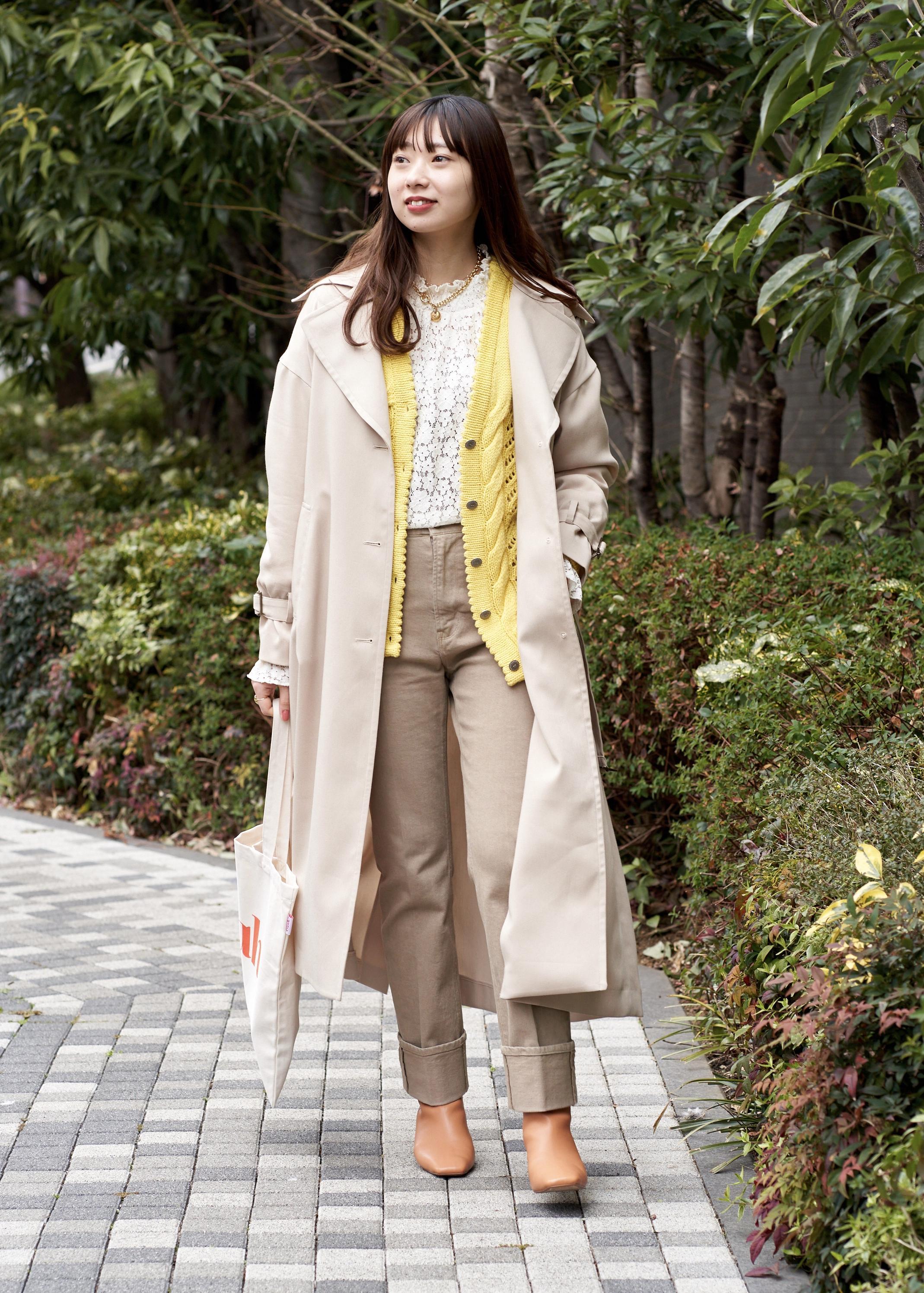 ROPE'の【21SS】ソフトレザースクエアショートブーツを使ったコーディネートを紹介します。 Rakuten Fashion(楽天ファッション/旧楽天ブランドアベニュー)1096821
