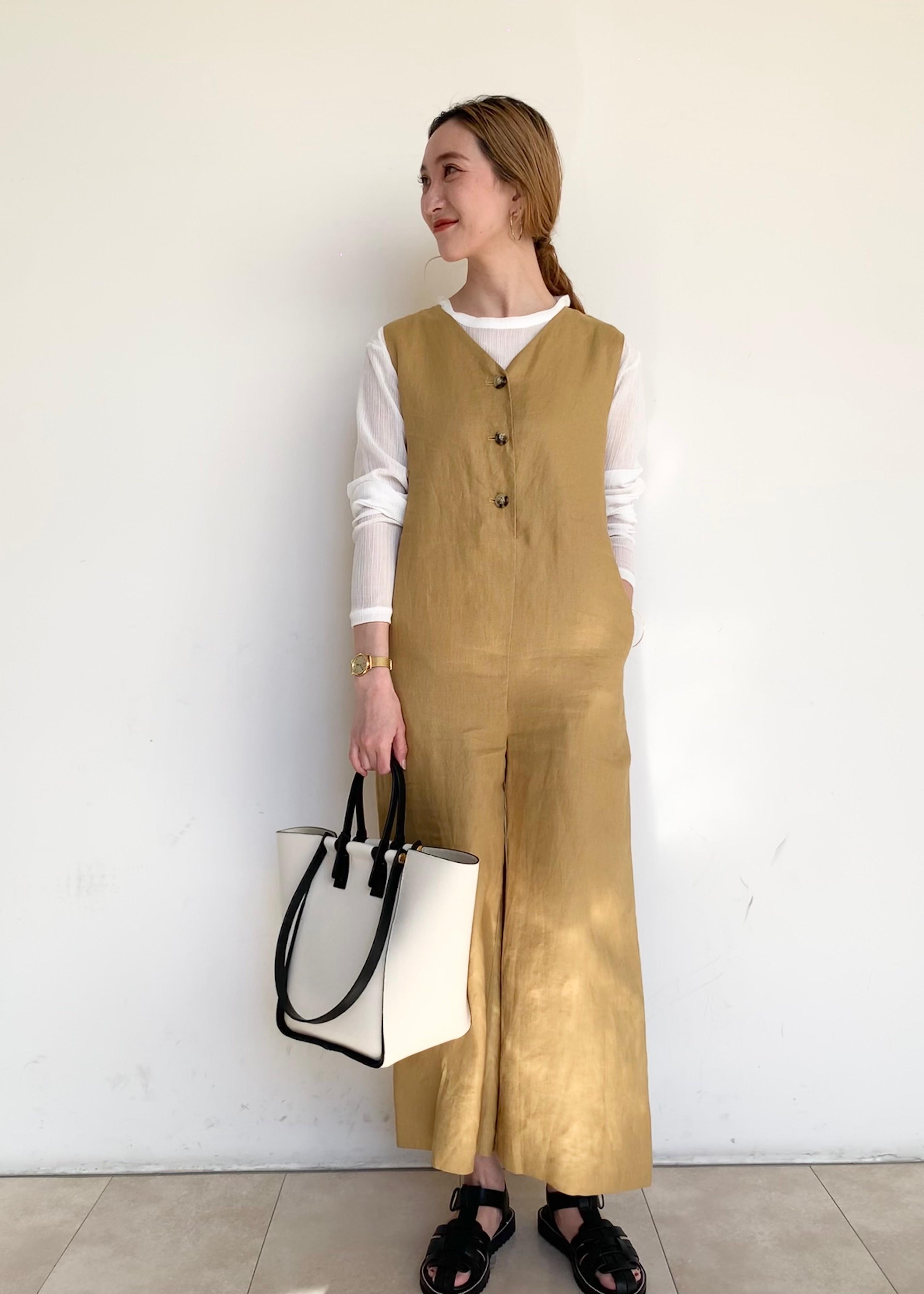 ROPE'の【E'POR】【in bag付き】BUTTERFLY Mediumを使ったコーディネートを紹介します。 Rakuten Fashion(楽天ファッション/旧楽天ブランドアベニュー)1097599