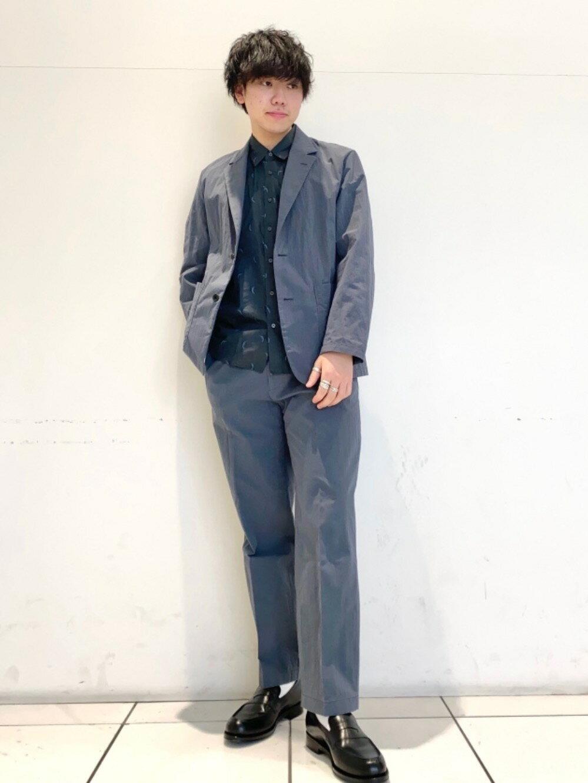 UNITED ARROWS green label relaxingの別注 [ ジャラン スリウァヤ ] Jalan Sriwijaya ペニー ローファーを使ったコーディネートを紹介します。|Rakuten Fashion(楽天ファッション/旧楽天ブランドアベニュー)1098198