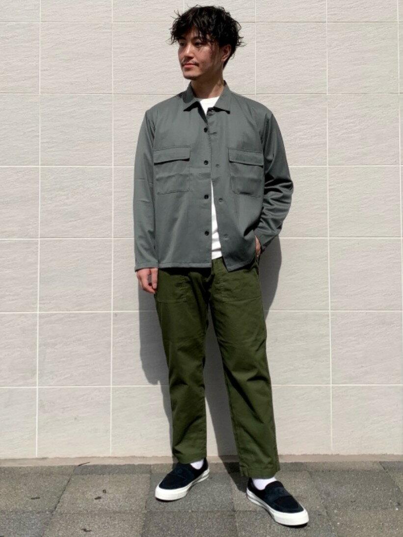 UNITED ARROWS green label relaxingのSC ハイゲージ ミニテリー クルー 長袖を使ったコーディネートを紹介します。|Rakuten Fashion(楽天ファッション/旧楽天ブランドアベニュー)1098377